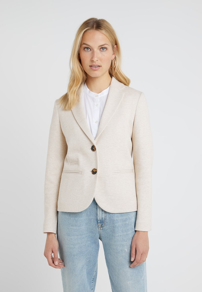 BOSS - OMOIRE - Blazer - open white