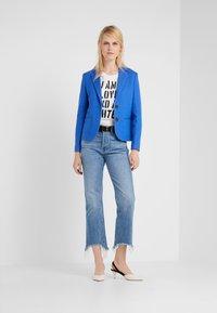 BOSS - OMOIRE - Blazer - open blue - 1