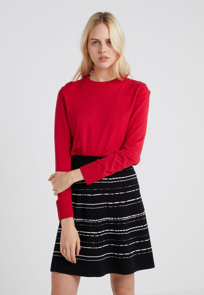 BOSS - IBINNI - Strickpullover - bright red