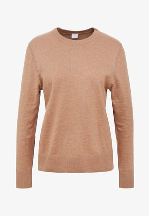 IBANNI - Jumper - light/pastel brown