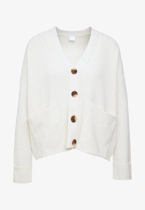 IMELLIA - Cardigan - open white