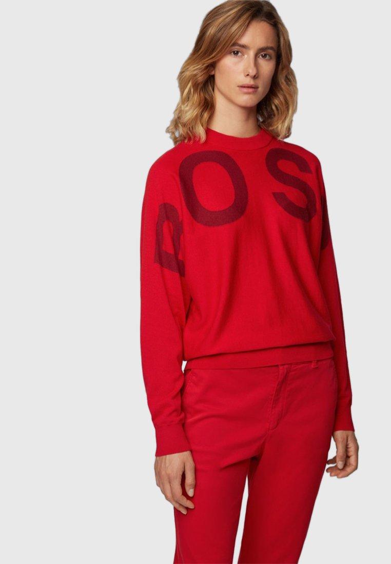BOSS - WALCI - Jumper - red