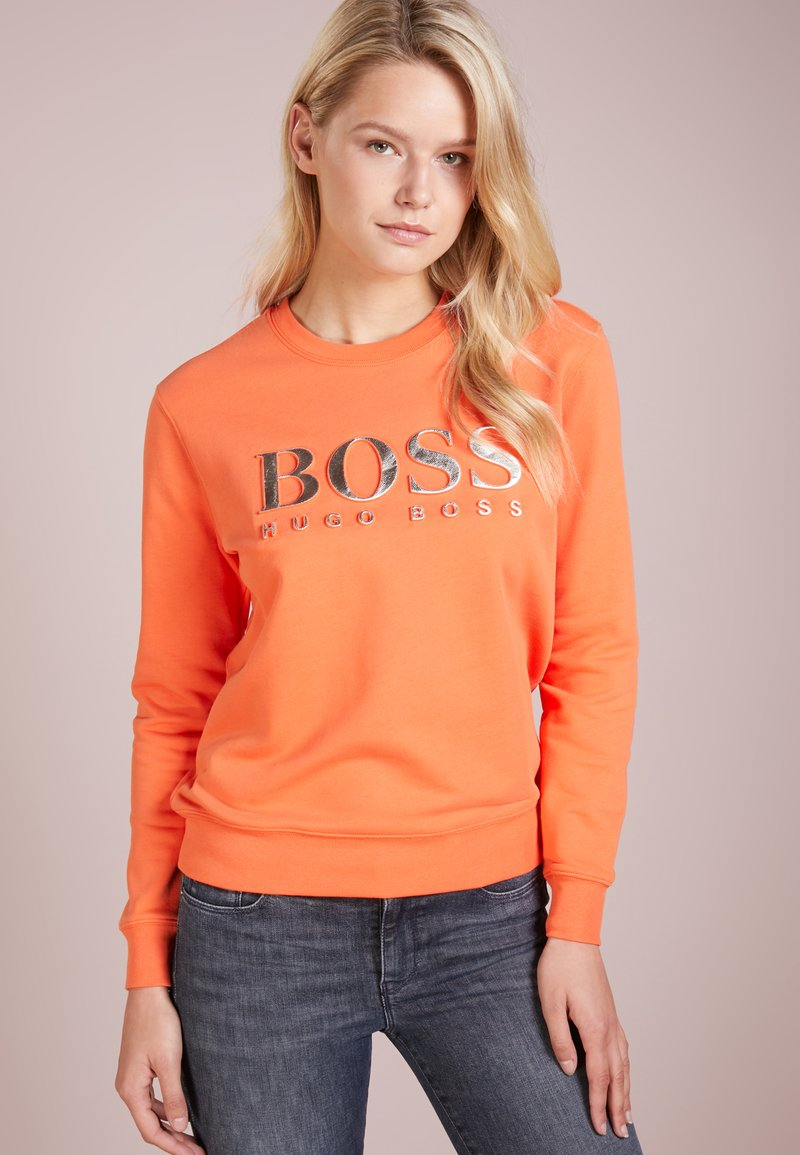 BOSS - TALABOSS - Sweatshirt - bright orange