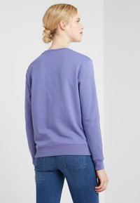 BOSS - TALABOSS - Felpa - dark purple - 2