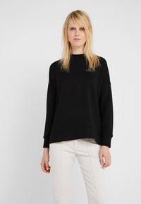 BOSS - TERIBNECK - Sweatshirt - black - 0