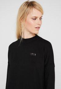 BOSS - TERIBNECK - Sweatshirt - black - 3