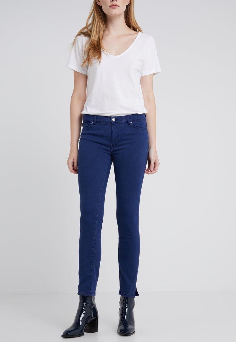 BOSS - Jeans Skinny - dark blue