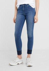 BOSS - Jeans Skinny Fit - medium blue - 0