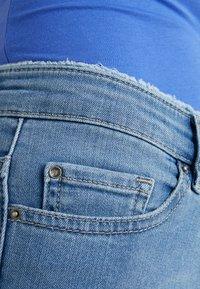 BOSS - Jeans Skinny Fit - bright blue - 5