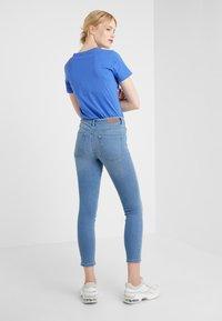 BOSS - Jeans Skinny Fit - bright blue - 2