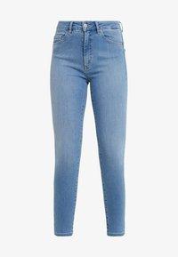 BOSS - Jeans Skinny Fit - bright blue - 4
