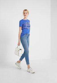 BOSS - Jeans Skinny Fit - bright blue - 1
