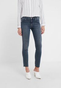BOSS - COMO - Jeans Skinny - navy - 0