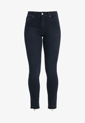 BERGAMO - Jeansy Skinny Fit - dark blue