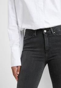 BOSS - BERGAMO - Skinny džíny - dark grey - 4