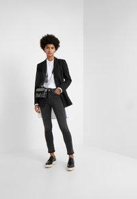 BOSS - BERGAMO - Jeans Skinny Fit - dark grey - 1