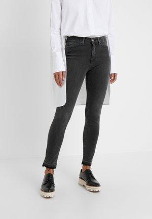 BERGAMO - Jeans Skinny Fit - dark grey