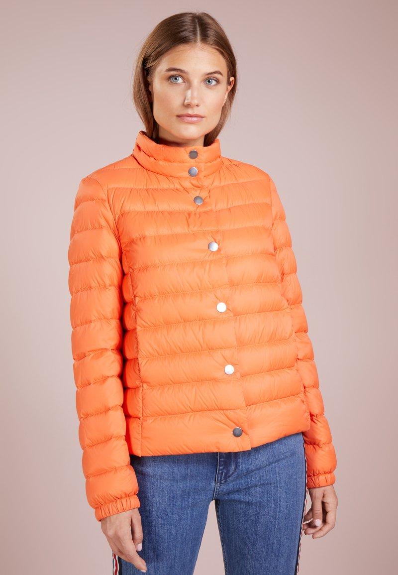 BOSS - OWOW - Kurtka puchowa - bright orange