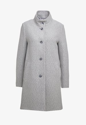 OHSANDY - Classic coat - light grey melange