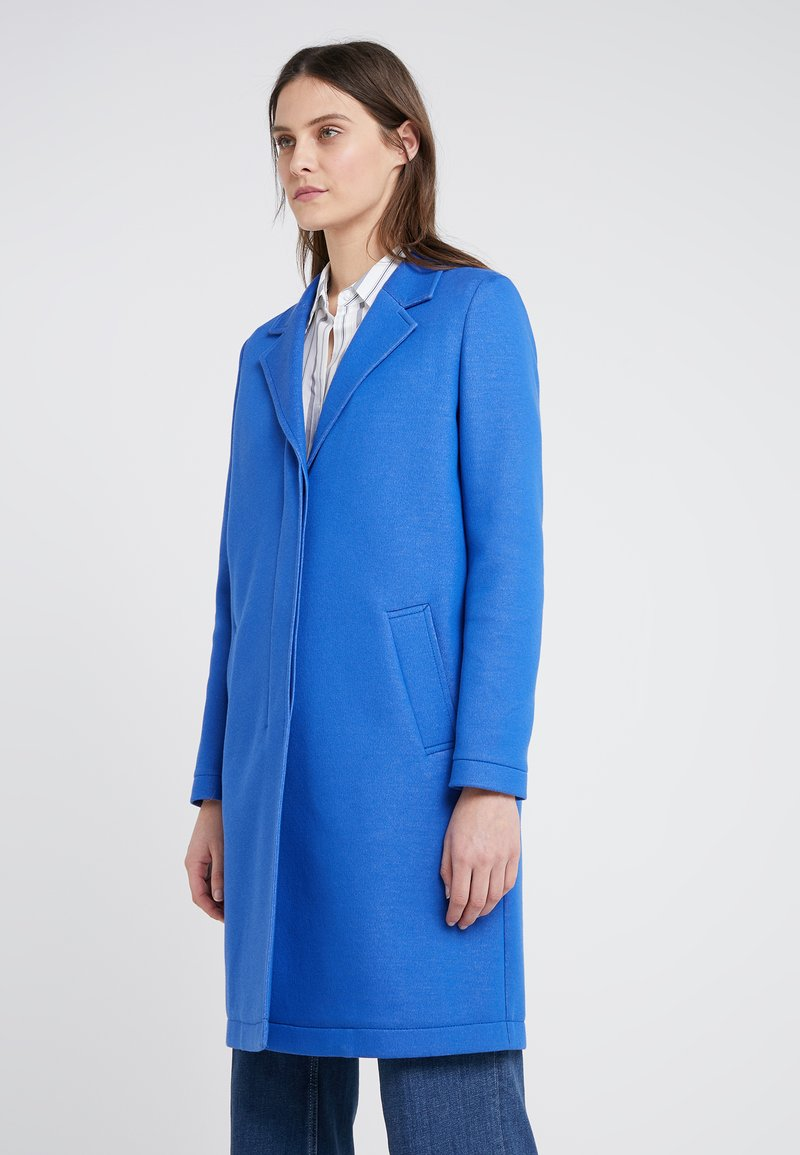 BOSS - OCOMFY - Wollmantel/klassischer Mantel - open blue