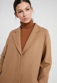 BOSS - OLUISE - Classic coat - light/pastel brown - 4