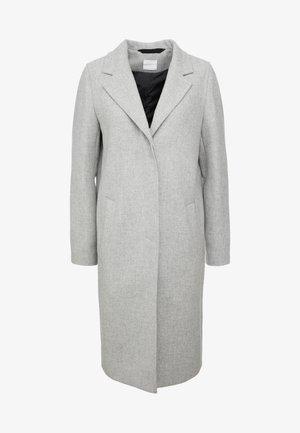 OLUISE - Classic coat - silver