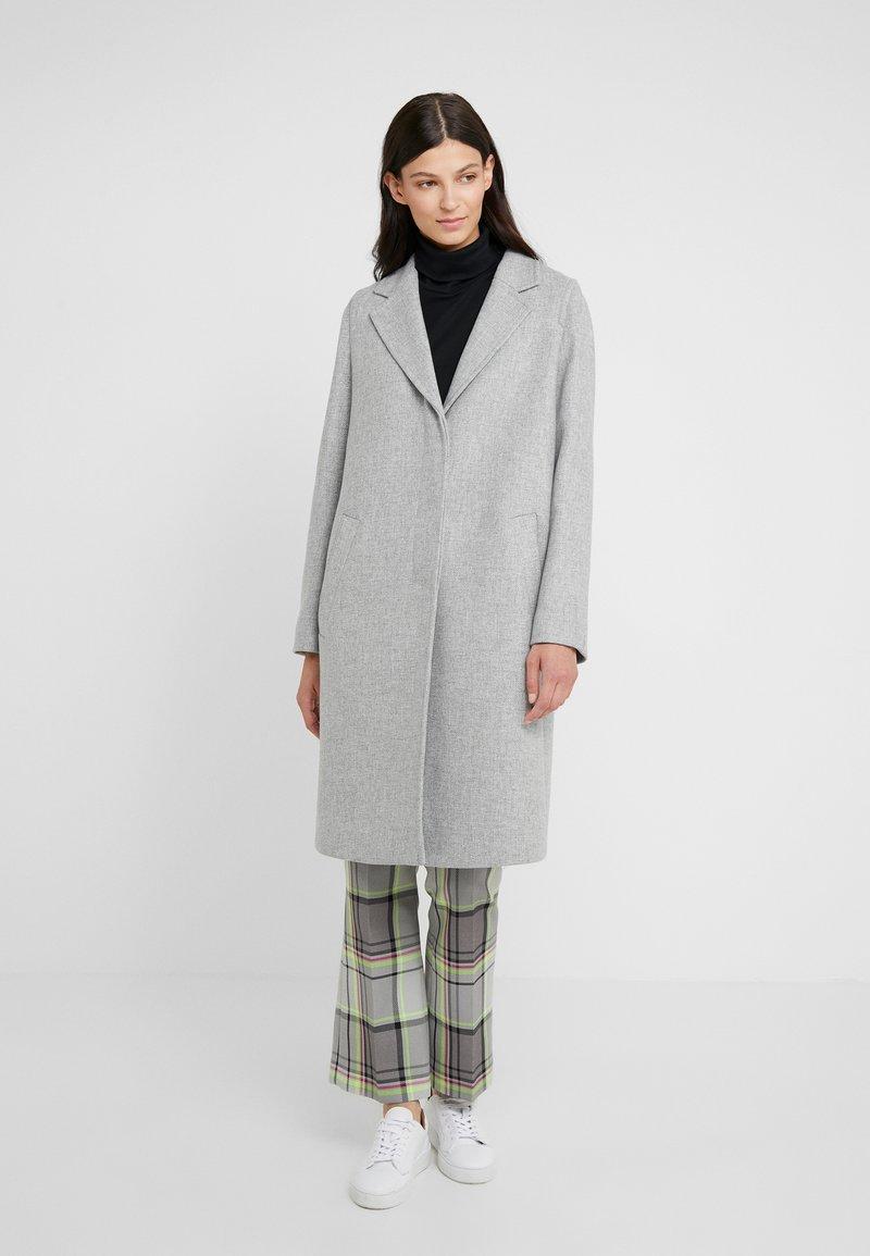 BOSS - OLUISE - Classic coat - silver