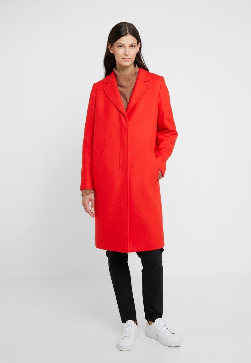 BOSS - OLUISE - Wollmantel/klassischer Mantel - scarlet red