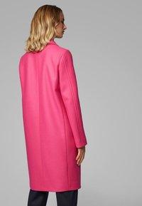 BOSS - OLUISE - Mantel - pink - 2
