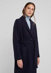 BOSS - OCASHMY - Classic coat - open blue - 4
