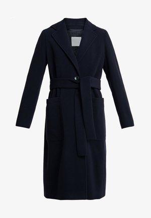 OCASHMY - Zimní kabát - open blue