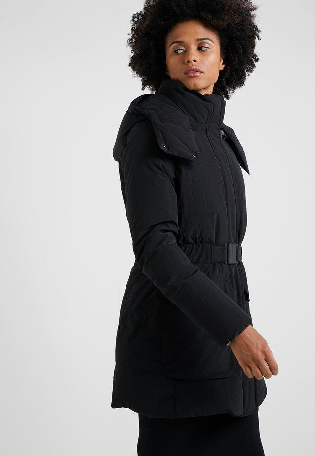 OHEIRESS - Down coat - black