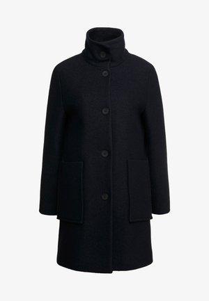 OKTOBER - Płaszcz wełniany /Płaszcz klasyczny - midnight