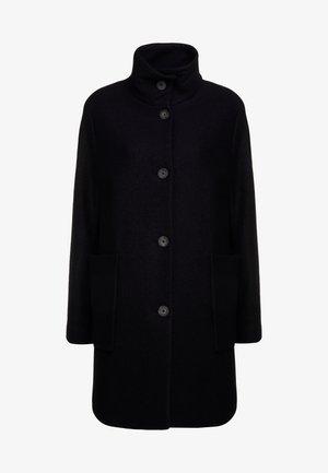 OKTOBER - Classic coat - black