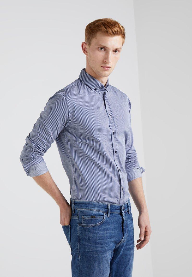 BOSS - MABSOOT - Shirt - dark blue