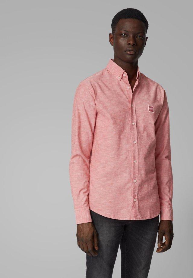 MABSOOT 10195830 04 - Shirt - dark orange