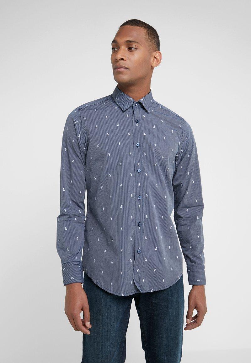 BOSS - RELEGANT - Camicia - dark blue