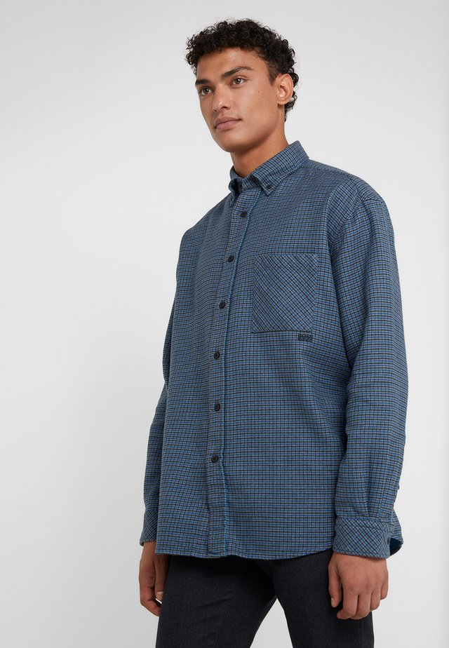 LEIGHT - Skjorta - blue