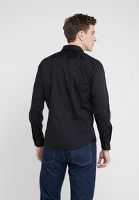 BOSS - MYPOP SLIM FIT - Shirt - black - 2