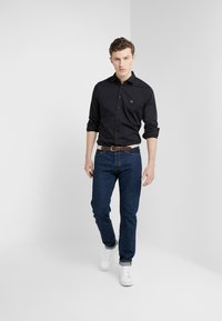 BOSS - MYPOP SLIM FIT - Shirt - black - 1