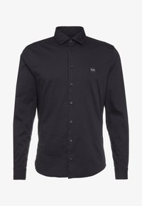 BOSS - MYPOP SLIM FIT - Shirt - black - 3