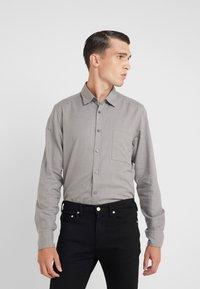 BOSS - RELEGANT REGUAR FIT - Skjorte - grey - 0