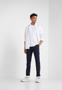 BOSS - MABSOOT SLIM FIT - Overhemd - white - 1