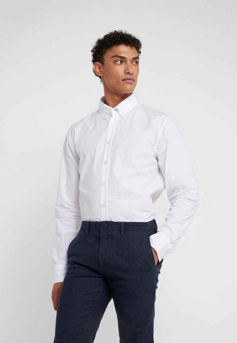 BOSS - MABSOOT SLIM FIT - Overhemd - white