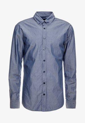 MABSOOT SLIM FIT - Shirt - navy