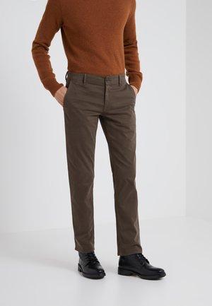 SCHINO - Chino kalhoty - open beige