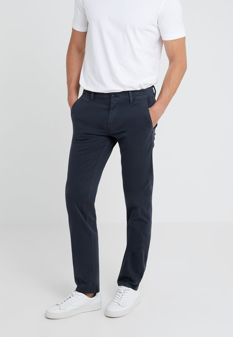 BOSS - SCHINO SLIM - Chinos - dark blue
