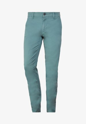 SCHINO-SLIM D 10195867 01 - Chino - open blue