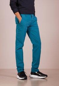 BOSS - SCHINO-SLIM D 10195867 01 - Chinos - open blue - 0