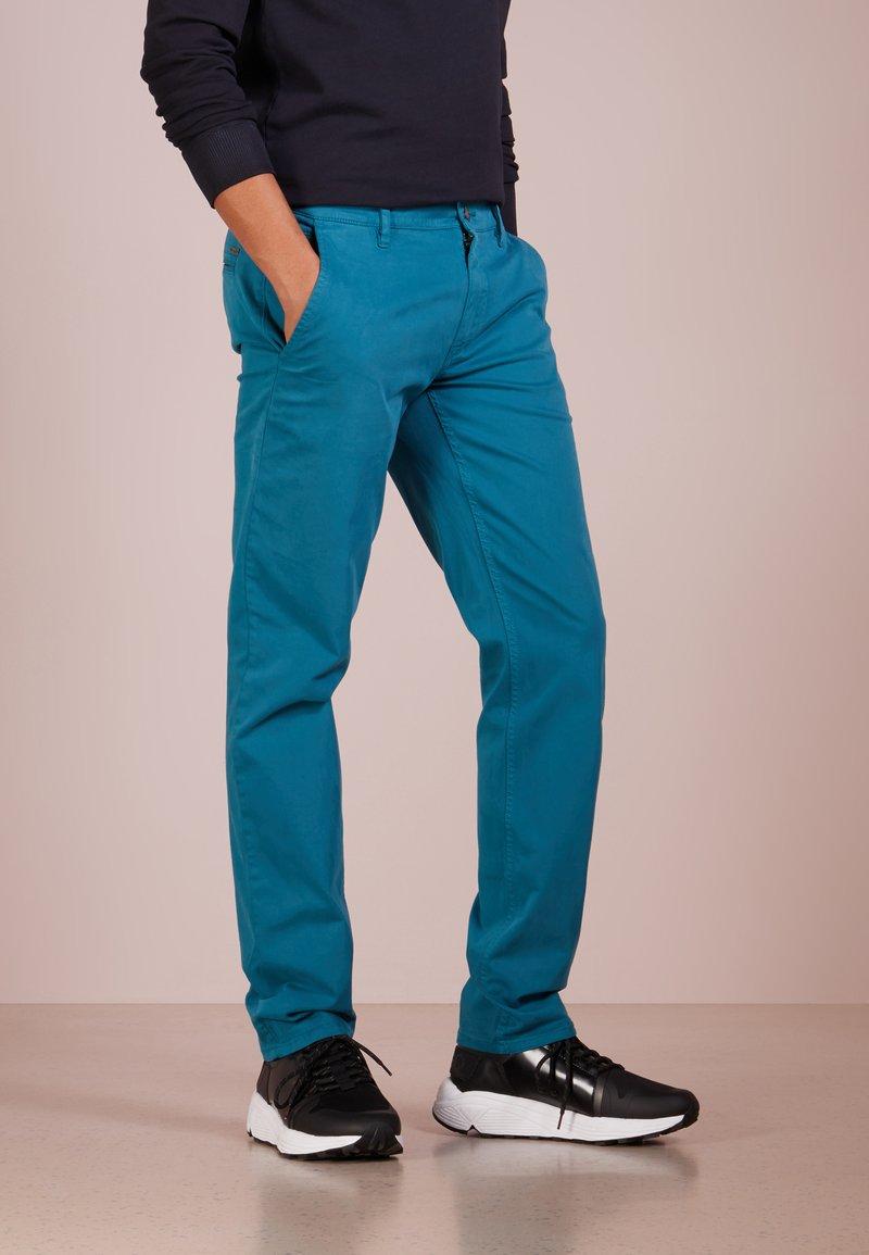 BOSS - SCHINO-SLIM D 10195867 01 - Chinos - open blue